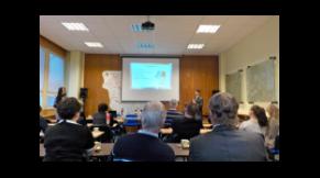 5. tématické setkání v projektu Burza partnerství ER TS-ŚC